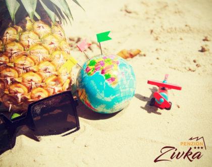 Letné pobyty na Zivke